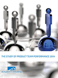 white paper: 2014 Study of Product Team Performance